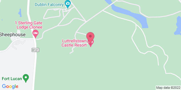 Get directions to Luttrellstown Castle Resort