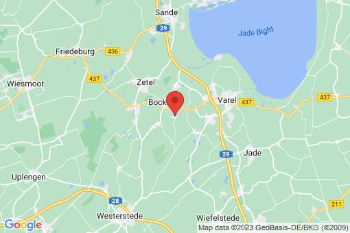Karte Bockhorn Osterforde