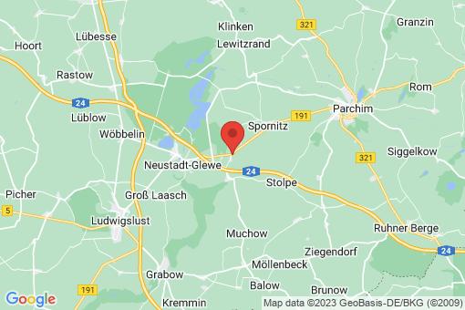 Karte Brenz