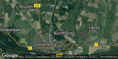 Google Map of Buchhorst