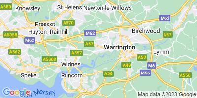 Nr Warrington