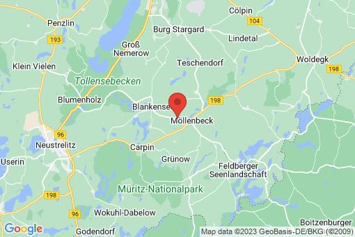 Karte Watzkendorf