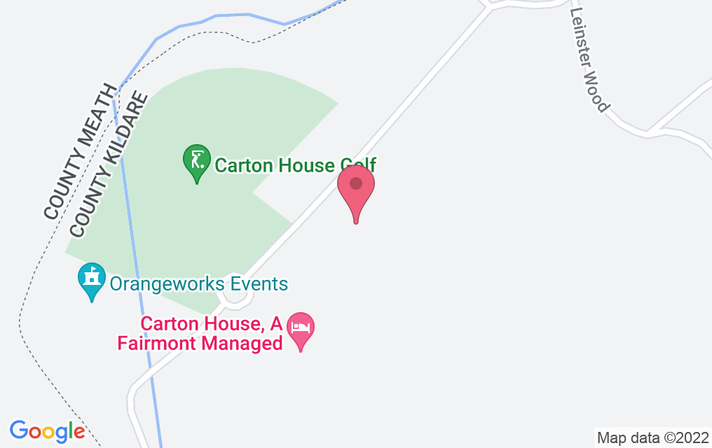 Get directions to The Linden Tree at Carton House Hotel