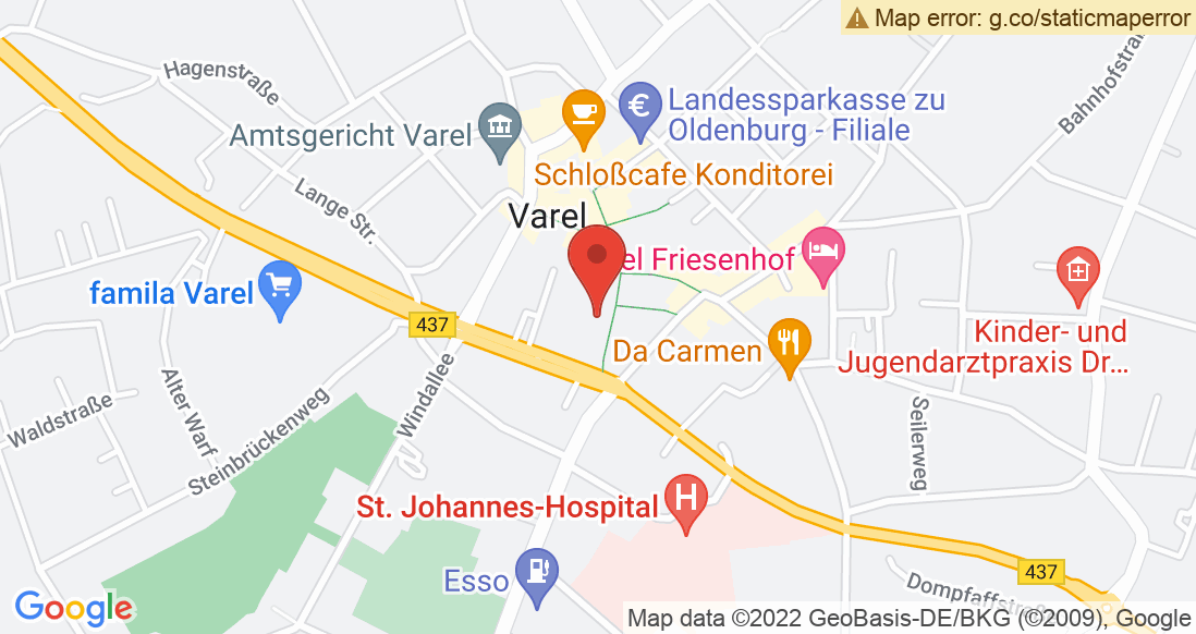 Google Map Sport Schöbel