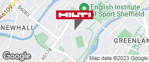Hilti Store Sheffield