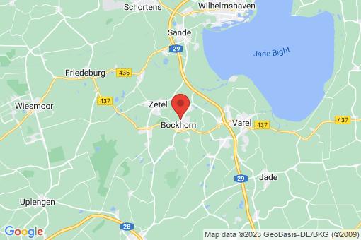 Karte Bockhorn