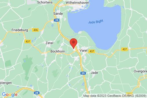 Karte Varel Winkelsheide