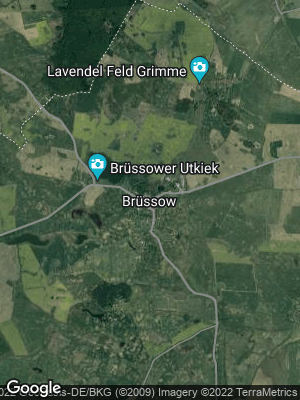 Google Map of Brüssow