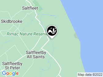 A static map of Saltfleetby - Theddlethorpe Dunes
