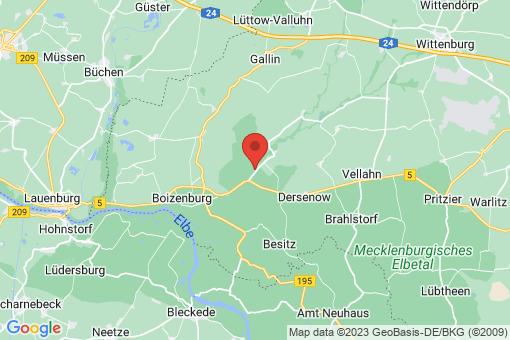 Karte Wiebendorf