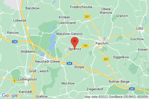 Karte Spornitz
