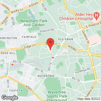 Map of wilko Liverpool Edge Lane at Liverpool Shopping Park, Liverpool,  L13 1EW