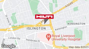 Hilti Store Liverpool