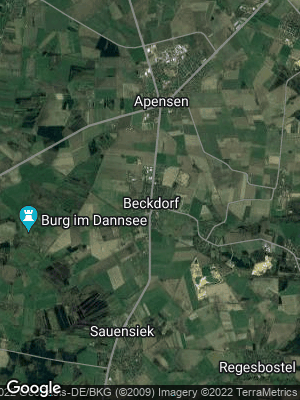 Google Map of Beckdorf