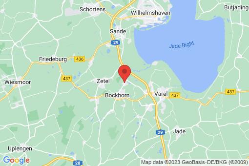 Karte Bockhorn Steinhausen