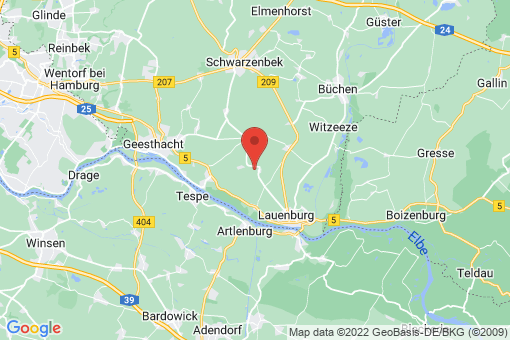 Karte Juliusburg