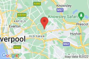 Alder Hey Library on the map