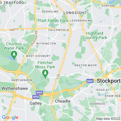 Catterick House Location