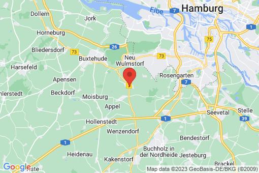 Karte Neu Wulmstorf