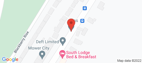 Location map for 29 PORTMARNOCK CLOSE Medowie