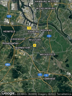 Google Map of Langenbek