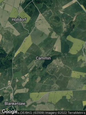 Google Map of Cammin bei Neubrandenburg