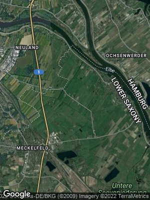 Google Map of Groß Moor