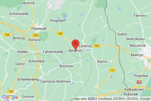 Karte Bergholz