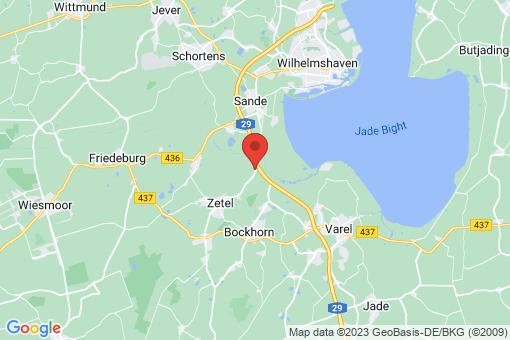 Karte Bockhorn Blauhand
