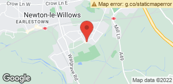 Map of Willows Flower Fashion at 78 Park Road South, Newton-Le-Willows, St. Helens WA12 8PQ