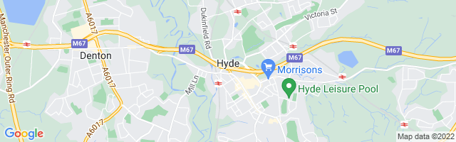 Map Of Hyde