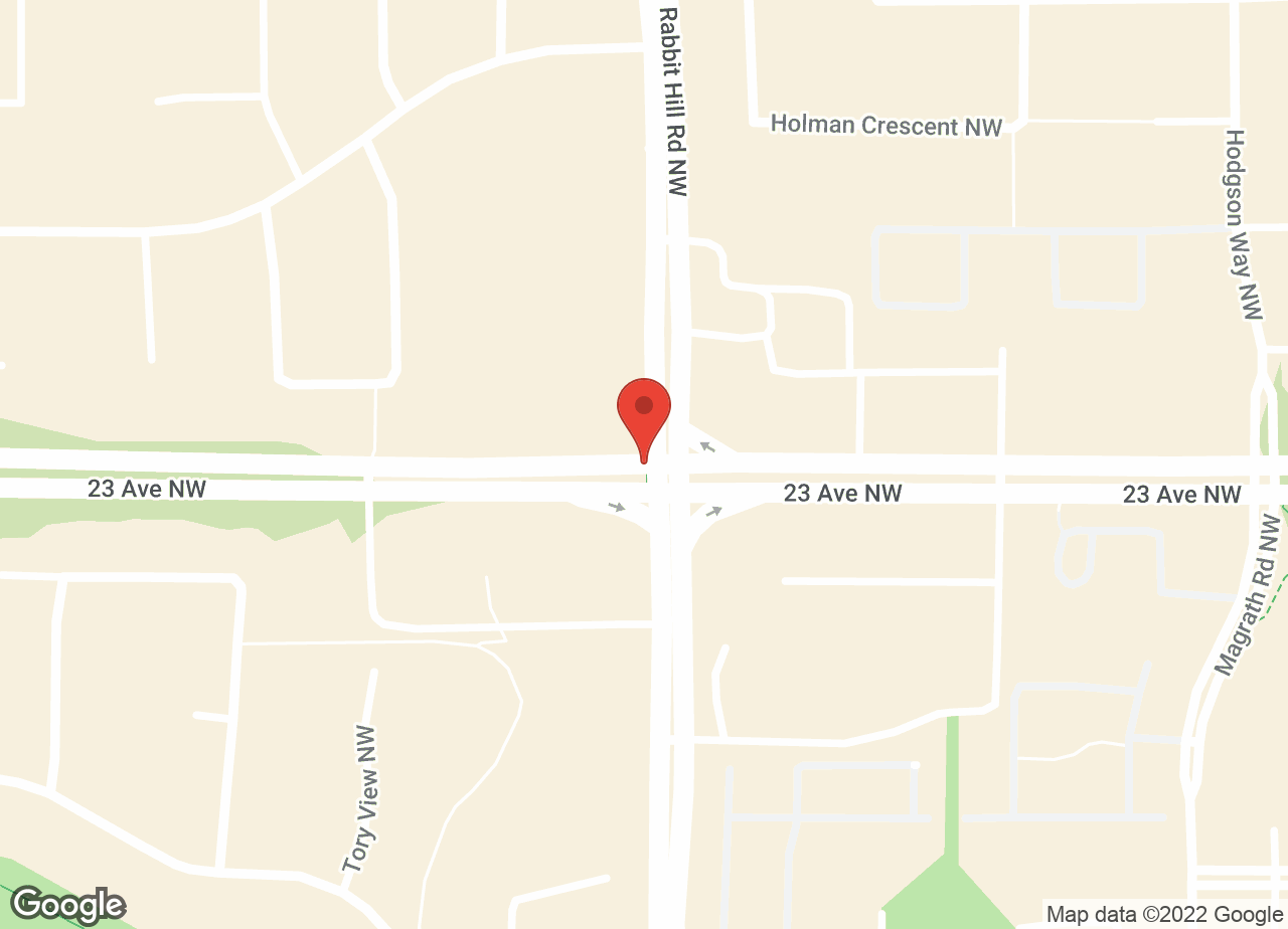 Google Map of Whitemud Creek Veterinary Hospital