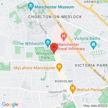 Manchester, Oxford Rd, Manchester M15 6ER