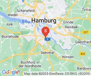 Karte für Wasserski Hamburg