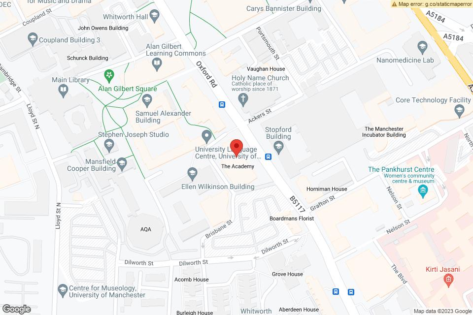 Moss Ln E, Manchester, M14 4PX map