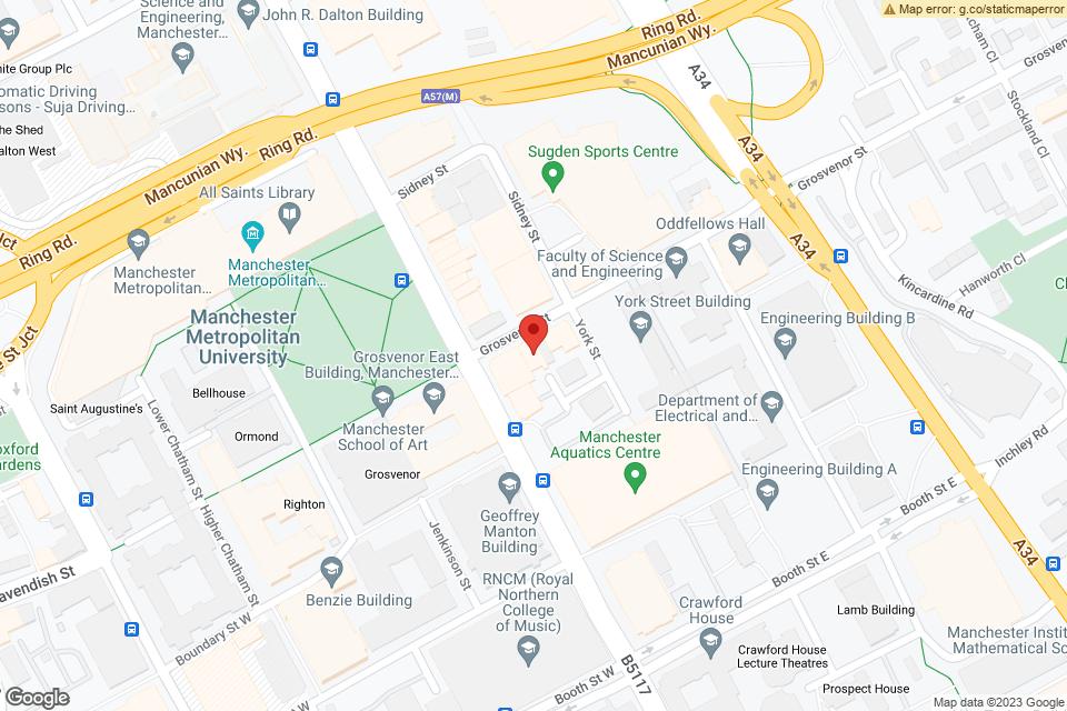 135 Grosvenor St, Manchester, M1 7HE map