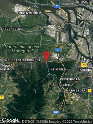 Google Map of Hausbruch