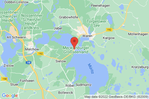 Karte Klink