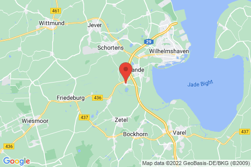 Karte Sande Neustadtgödens