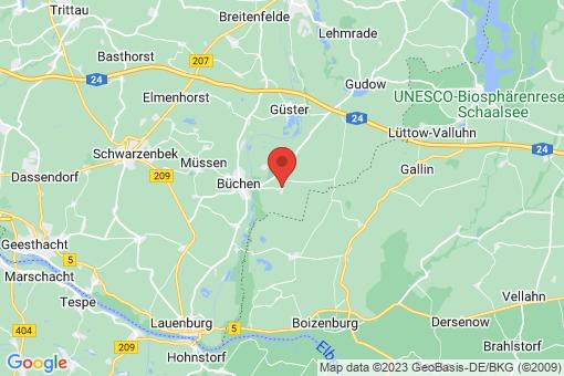 Karte Bröthen
