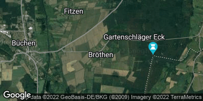 Google Map of Bröthen