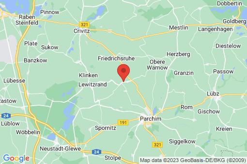 Karte Domsühl