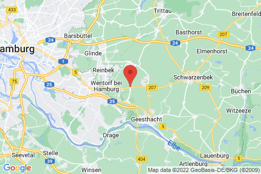 Karte Kröppelshagen-Fahrendorf