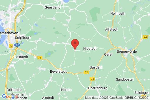 Karte Frelsdorf