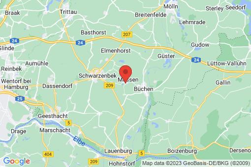 Karte Müssen