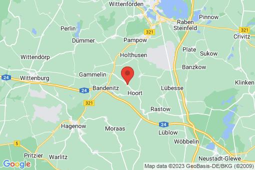 Karte Alt Zachun