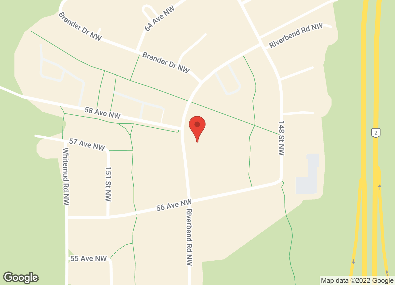 Google Map of Riverbend Veterinary Hospital
