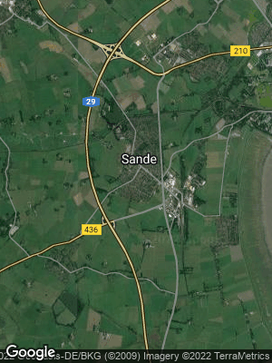 Google Map of Sande