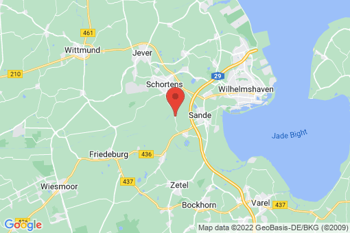Karte Sande Dykhausen