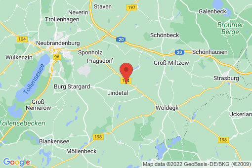 Karte Neu Käbelich